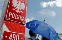 В 2011 году в Польше задержали 400 украинских нелегалов