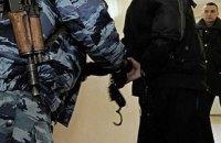 В Киеве задержали на взятке подполковника милиции