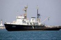 Из Крыма вывели тральщик, два буксира и катер ВМС Украины