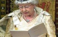 Елизавета II пожаловалась на грубость китайской делегации