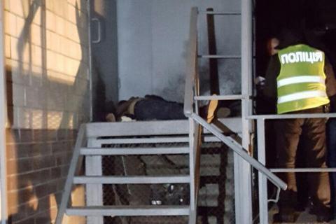 Неизвестный мужчина подорвал себя гранатой: появились фото сместа трагедии