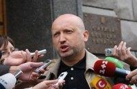 Турчинов рассказал, о чем беседовал с Тимошенко