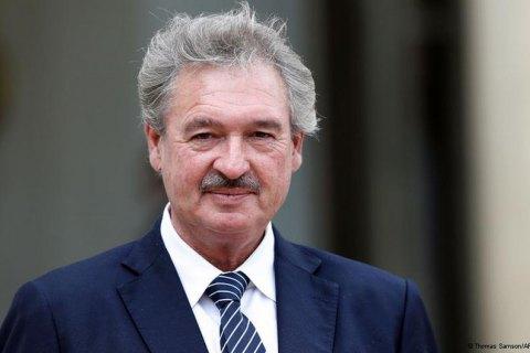 Глава МИД Люксембурга посетит Украину