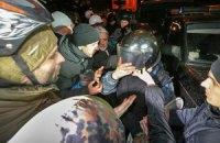 Министры Швеции, Великобритании и посол США осудили ночные события в Киеве