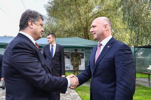 Украина иМолдова создадут современный пункт пропуска