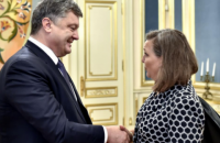 США поддерживают действия Украины на Донбассе