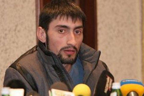 Суд продлил арест антимайдановца «Топаза» иначал рассматривать дело сначала