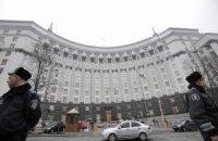 Азаров обязал министров не покидать Киев из-за договора о газе