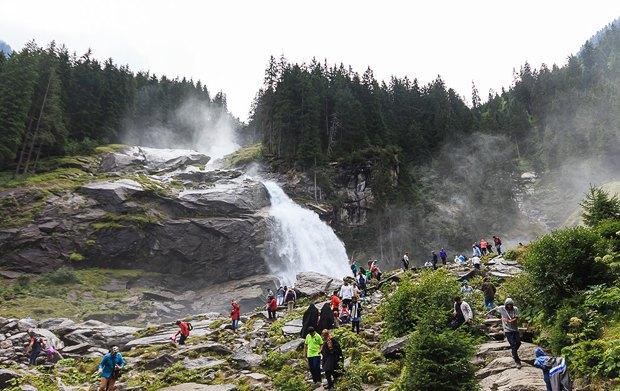 Водоспад Пінцгау