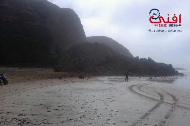 ВМарокко рухнула популярная арка на береге Легзира
