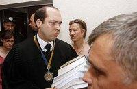 Скандальный судья Вовк отстранен на два месяца