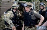 Турчинов: Мы перекрываем границу с Россией на юге Донецкой и в части Луганской области