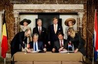 Бельгия и Нидерланды договорились об обмене частями территорий