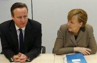 """Меркель: Британия не может обратить """"Брексит"""" вспять"""