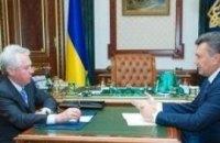 """Янукович недоволен борьбой Медведько с """"черными трансплантологами"""""""