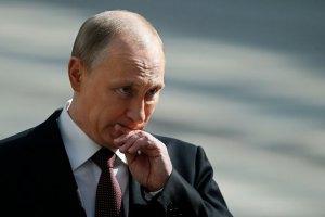 Путина не пригласили на инаугурацию Порошенко, - Песков