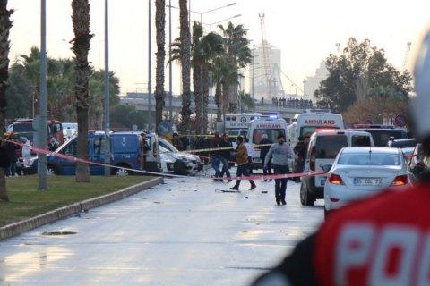 МИД: казахстанцев среди пострадавших при взрыве вИзмире нет