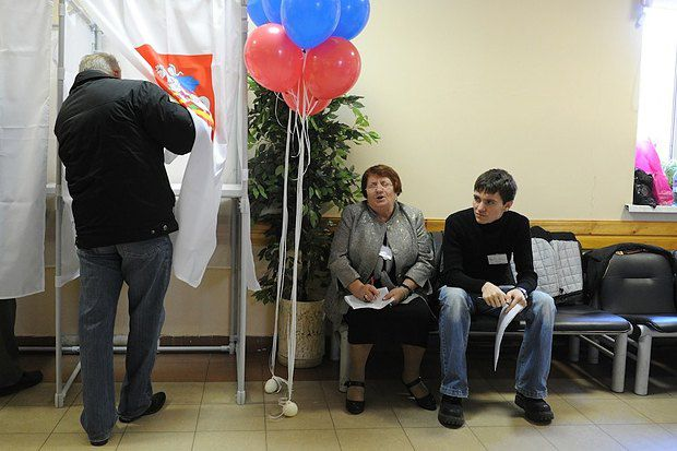 Выборы в Химках