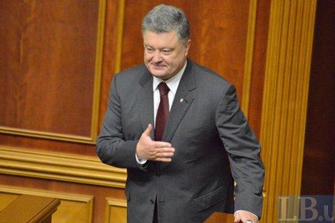 Порошенко подписал закон оповышении пошлины наэкспорт металлолома