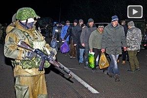Из плена освободили 146 украинцев
