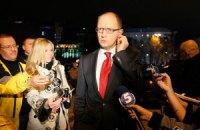 Яценюк добился встречи с Пшонкой