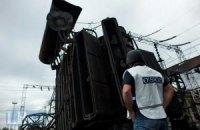 МИД назвал количество россиян в миссии ОБСЕ в Украине