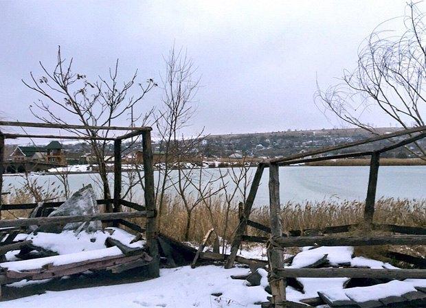с.Виноградное, Донецкая область