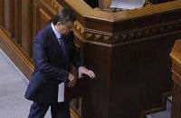 Янукович недоволен работой своей власти