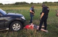 В Ровно задержаны замоблпрокурора, подполковник СБУ и сотрудники МВД