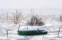 В Україні від морозів загинули 40 людей