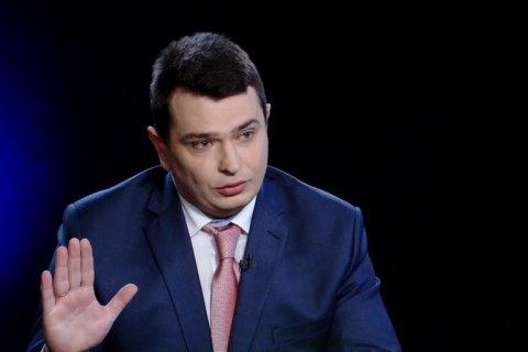 Артем Сытник: «Генпрокурор не может давать указания относительно антикоррупционных расследований»