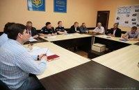 В Луганской области загорелась шахта