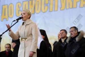 Тимошенко покажет журналистам, как хочет ехать в суд