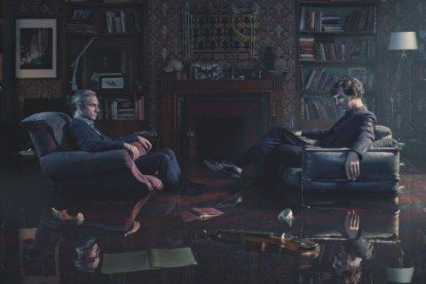 ВСеть попал тайный отрывок из новейшей серии— Шерлок