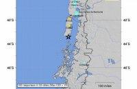 Землетрясение магнитудой 7,6 произошло в Чили