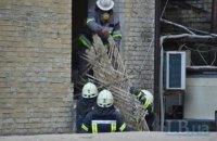 Полиция передала в суд дело об обрушении дома на Хмельницкого в Киеве