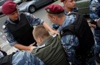 В Севастополе активистов задержали за агитки против Колесниченко