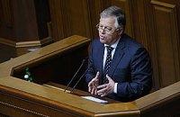 Симоненко жалуется на слежку