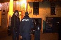Ночью в Киеве обстреляли СТО из гранатомета