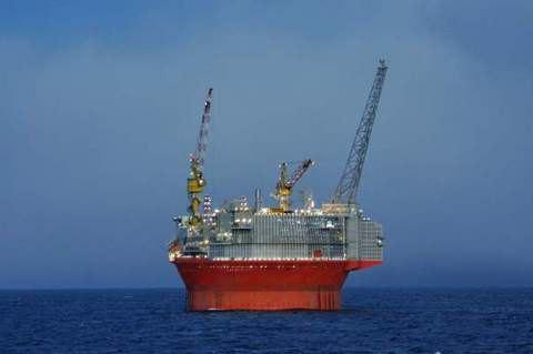 Eni начала добычу нефти на самой северной платформе в мире