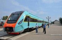 ЛЖД запутит скоростной дизель-поезд Львов - Черновцы