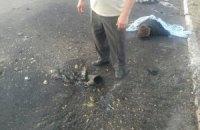 Власти не подтверждают рост числа погибших из-за обстрела у Мариуполя