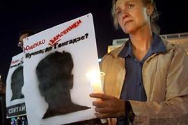 Кучма: за делом Гонгадзе стоят спецслужбы ЦРУ