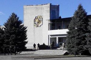 Избирком 59-го округа в Донецкой области не вышел на работу