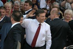 """На теле Януковича опознали крест """"Вход благоразумного разбойника в рай"""""""