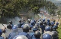 ЕС приостановил финансовую помощь Бурунди