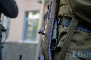 Пограничники отбили очередную атаку боевиков