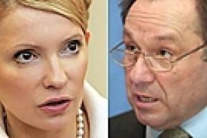 Тимошенко поговорит с Голубченко о метро