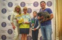 Одесский кот Вениамин признан самым старым в Украине
