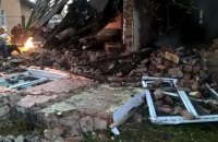 Во Львовской области произошел взрыв газа в частном доме, два человека в реанимации